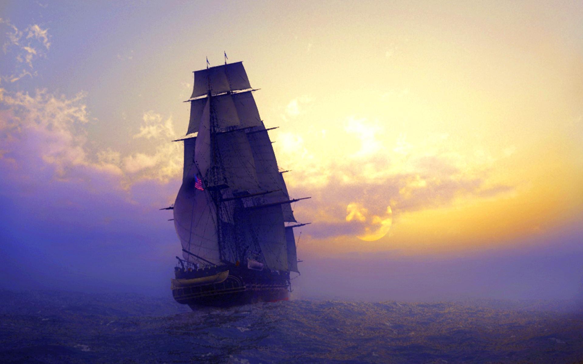 sailing-to-the-horizon